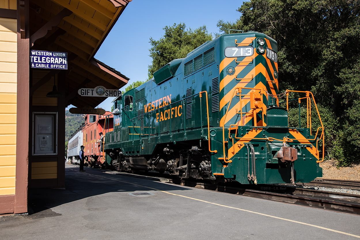 Celebrating the 150th Anniversary of the Transcontinental Railroad