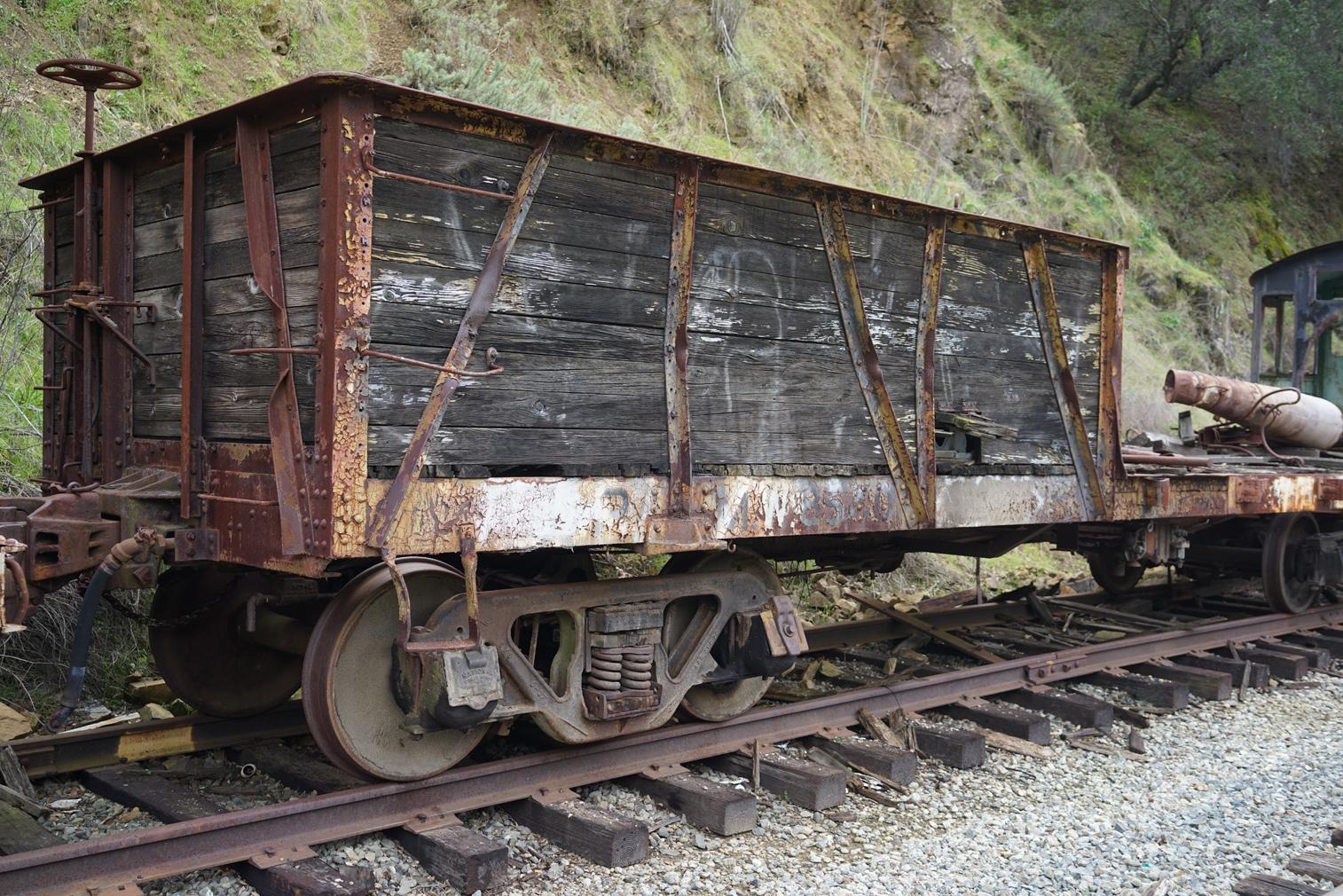 Niles Canyon Railway Western-Pacific-8540