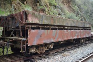 Niles Canyon Railway Western-Pacific-MOW-11034