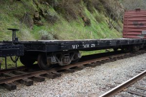 Niles Canyon Railway Western-Pacific-MOW-276