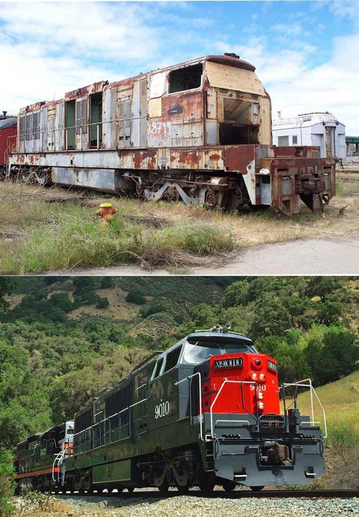 SP 9010-Restoration